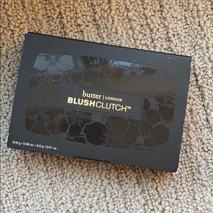 Butter london blush clutch! Never been opened.